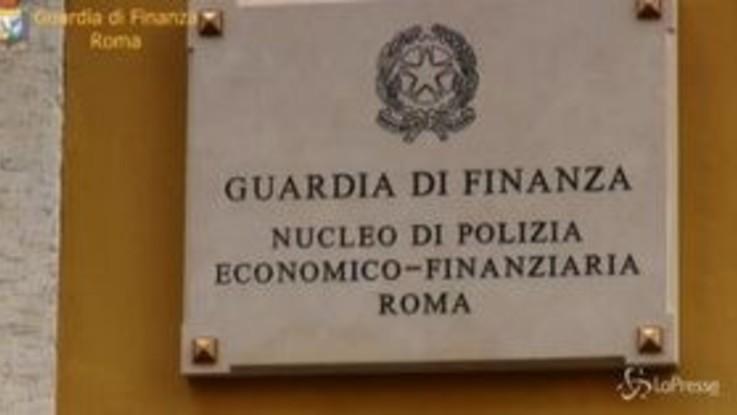 Roma, frode fiscale: maxi sequestro di 43 milioni di euro