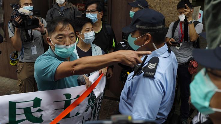 Hong Kong, alta tensione per la nuova legge pro Pechino