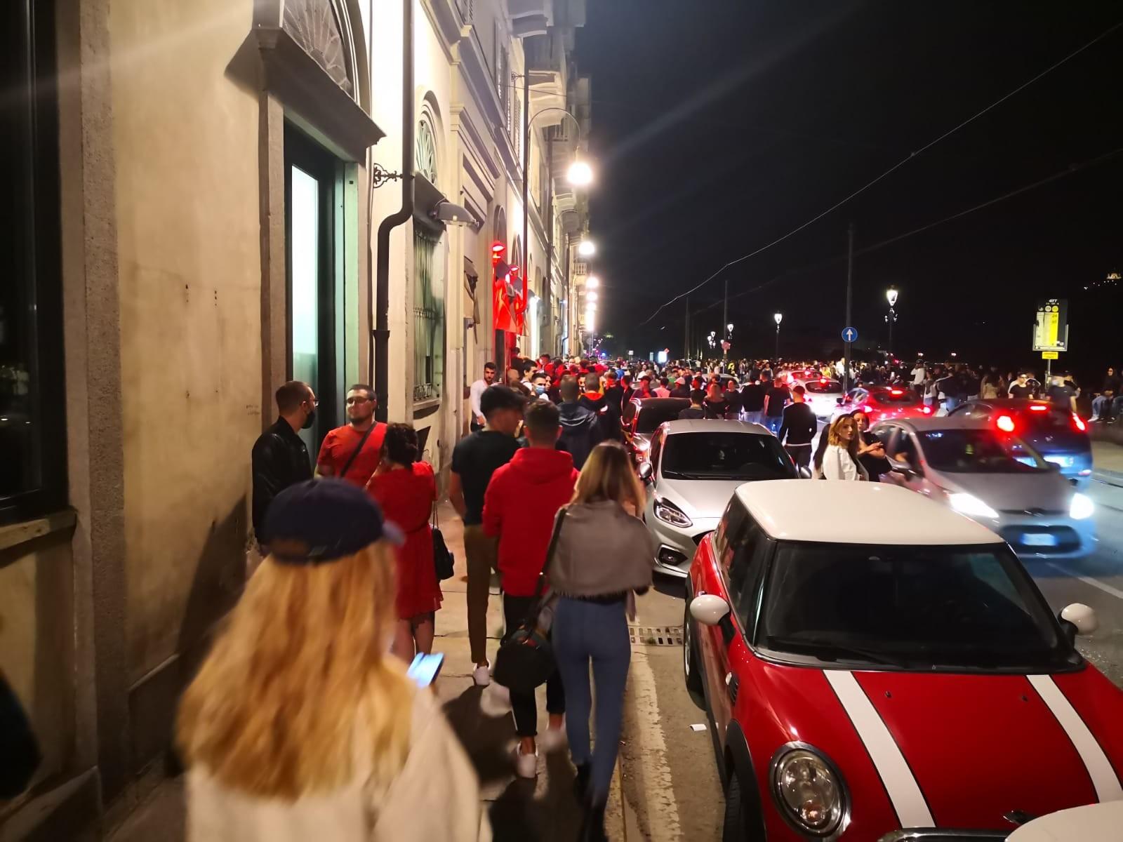 Fase 2, A Torino esplode la movida