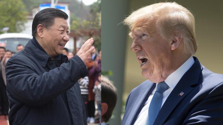 Cina: alcune forze Usa spingono sull'orlo di una guerra fredda