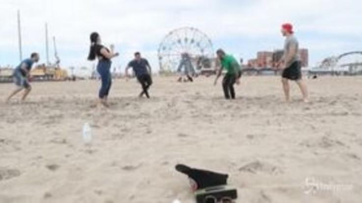 Coronavirus, New York riapre le spiagge nel fine settimana del Memorial Day