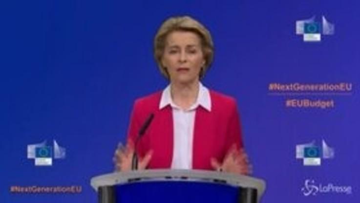 """Next Generation Ue, Conte: """"Ottimo segnale da Bruxelles"""""""