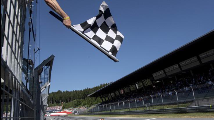 F1 al via il 3 luglio in Austria, Monza si correrà il 4 settembre