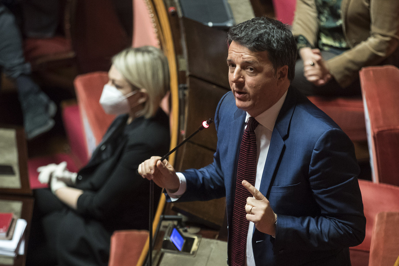 Renzi: Momento giusto per elezione diretta del Presidente della Repubblica o del premier