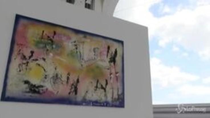 L'arte supera la pandemia, a Palermo la prima mostra post lockdown