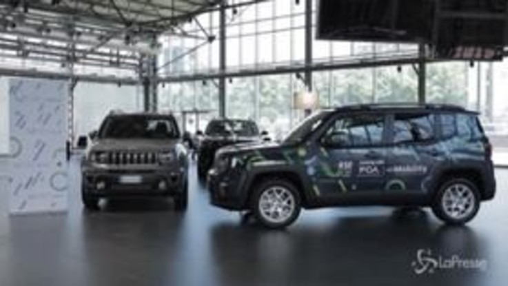 Fca, partenership con Rse per test con due Jeep Renegade 4xe
