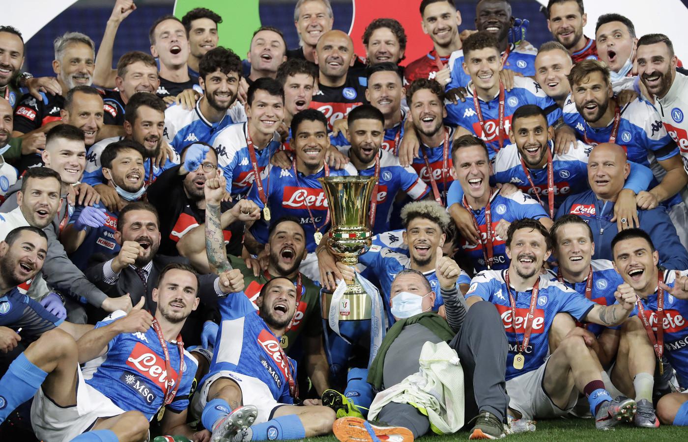 Coppa Italia al Napoli, i partenopei affondano la Juve ai rigori