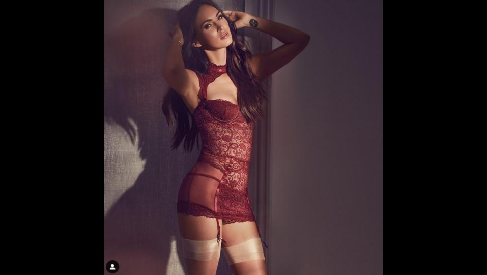 Megan Fox (fonte Instagram) ©