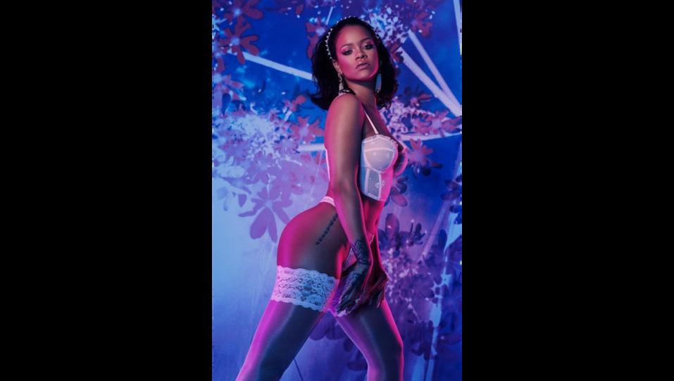 Rihanna (fonte Instagram) ©