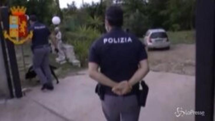 Camorra, arrestati 7 esponenti del clan dei casalesi