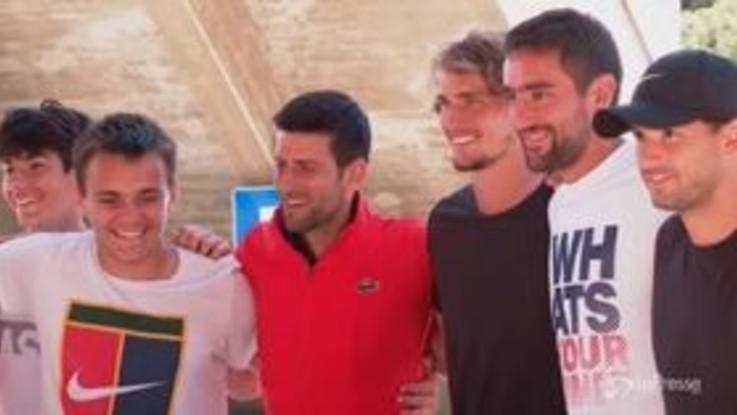 Tennis, Djokovic positivo al Covid-19