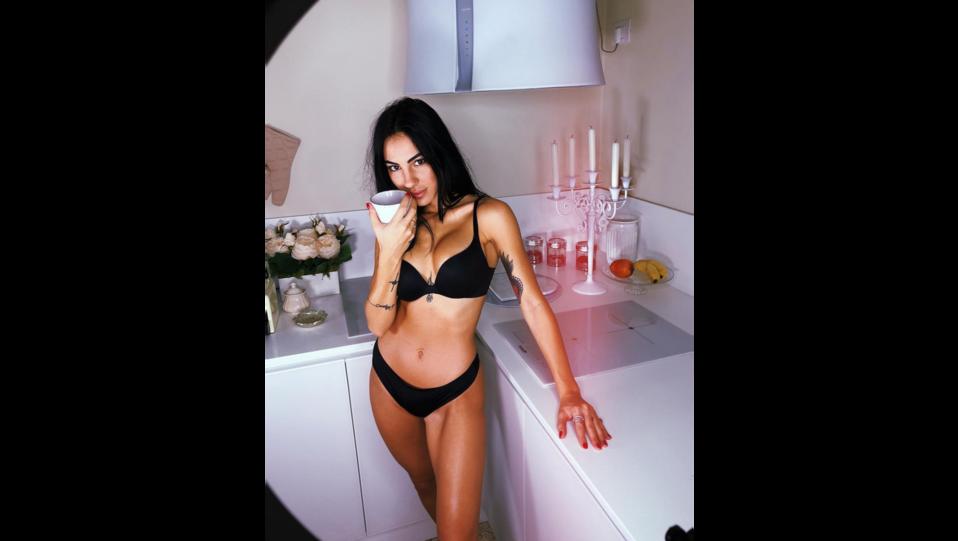 la modella Giulia De Lellis (fonte Instagram) ©