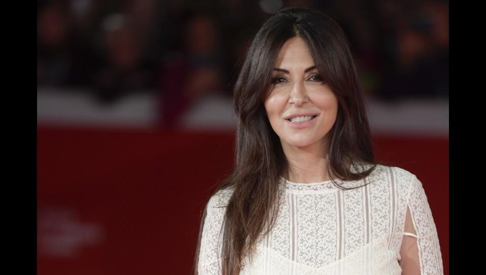 2017 - Sabrina Ferilli al red carper del film The place alla 12ma Festa del Cinema di Roma ©