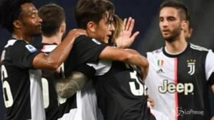 La Juve sfida il Lecce per allungare