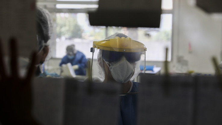 Coronavirus: 174 casi nelle ultime 24 ore. Risalgono i decessi, sono 22
