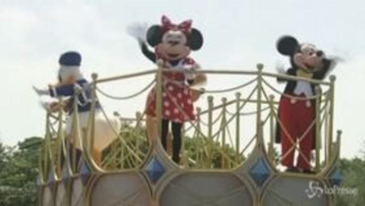 Tokyo, Disneyland si prepara a riaprire dopo quattro mesi