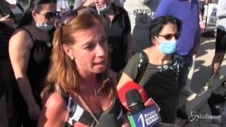 """Mondragone, i cittadini in attesa di Salvini: """"Vogliamo solo legalità, non siamo razzisti"""""""