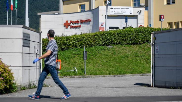 Val Seriana, 110 polmoniti sospette a ospedale di Alzano Lombardo tra novembre e gennaio