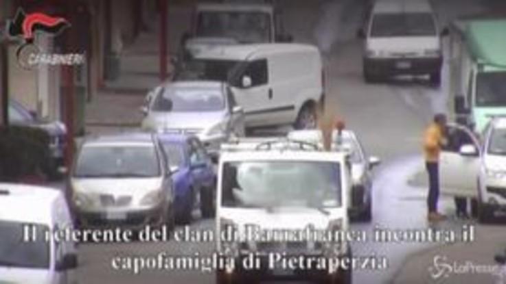 Mafia, blitz tra Sicilia e Germania: 46 arresti, colpite famiglie di Barrafranca e Pietraperzia