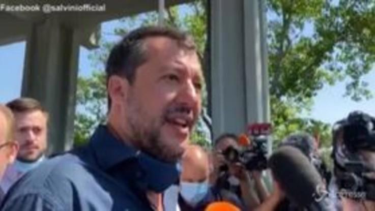 """Roma: """"Salvini se fossi sindaco con campi rom farei quello che Lega ha fatto ovunque"""""""