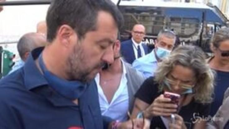 """Governo, Salvini a FI: """"No condizioni inciucio? Siamo d'accordo, voto unica via"""""""