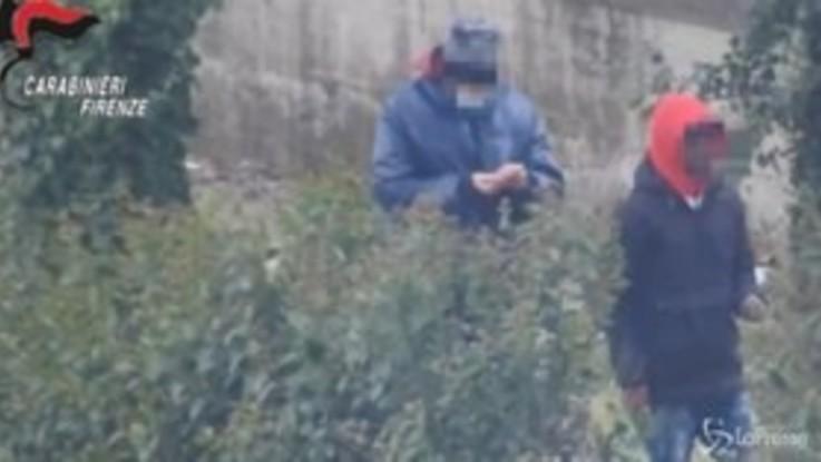 Firenze, spaccio nel parco delle Cascine: 10 arresti