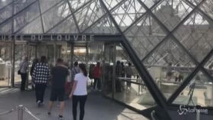 Parigi, riapre ufficialmente il Louvre dopo quattro mesi