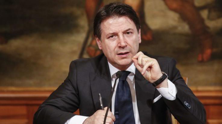 """Conte: """"Con Dl Semplificazioni alziamo il limite di velocità dell'Italia"""""""