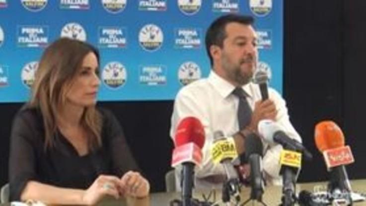 """Mes, Salvini: """"Discorso seppellito, è una fregatura"""""""
