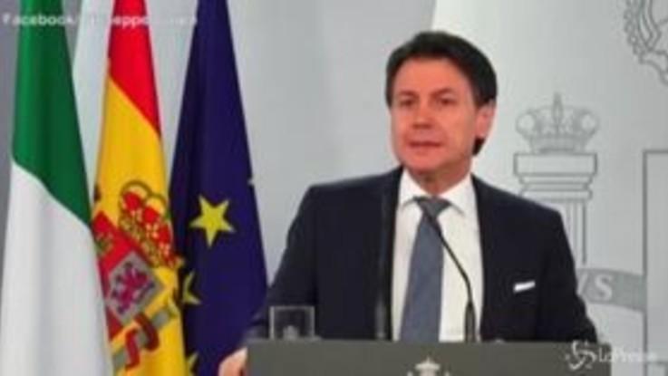 """Mes, Conte: """"Valuteremo pro e contro alla fine del negoziato europeo"""""""