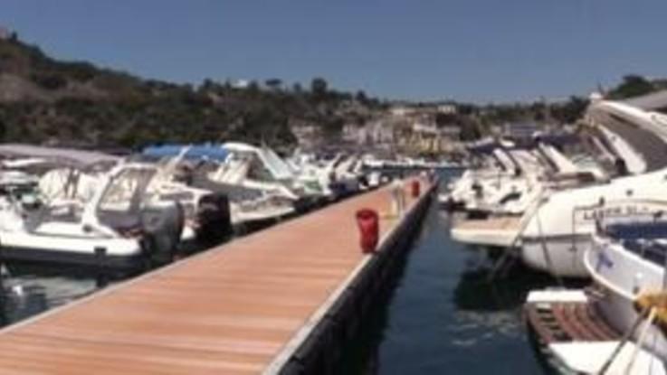 Turismo, boom della nautica in Campania