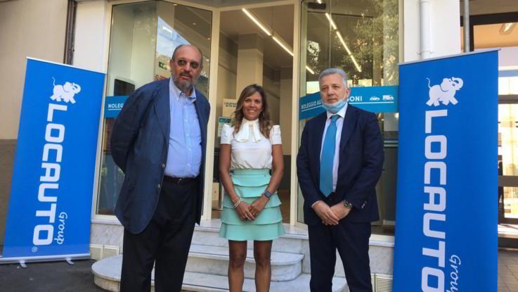 Coronavirus, Locauto non cede alla crisi: inagurato nuovo ufficio a La Spezia