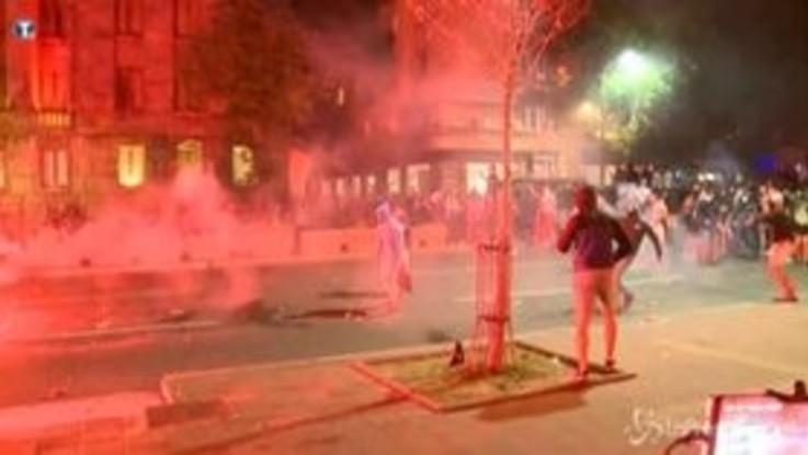 Coronavirus, ancora violente proteste in Serbia contro le restrizioni