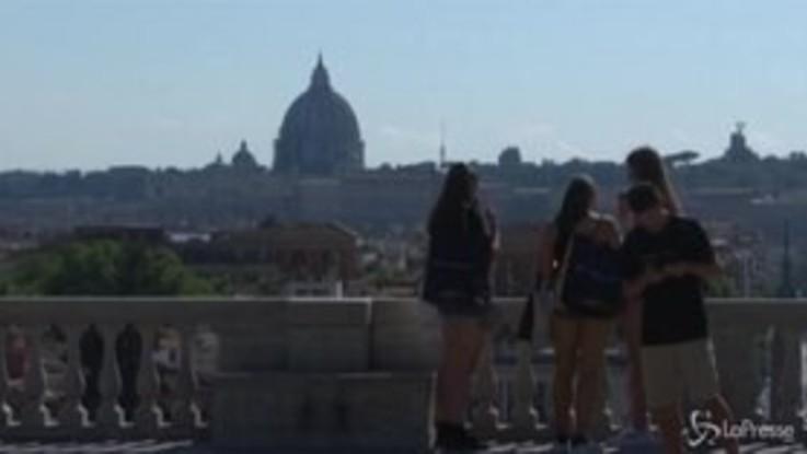 Turismo in crisi, a giugno -80% presenze