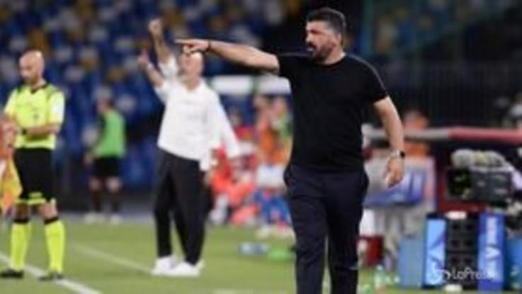 Serie A, stasera l'Inter col Toro per cercare il secondo posto