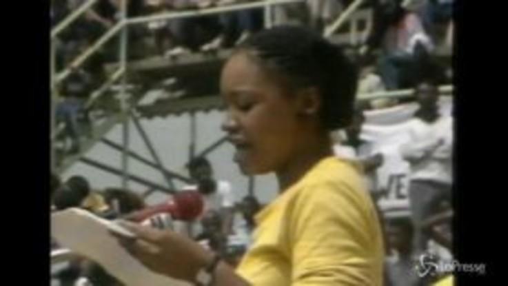 Sudafrica: morta a 59 anni Zindzi Mandela, figlia di Nelson