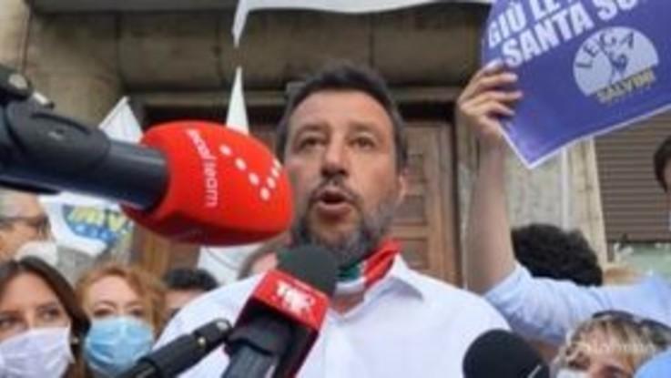 """Salvini: """"Chiudere ogni ipotesi di adesione della Turchia all'Ue """""""