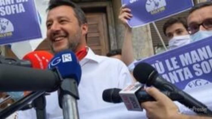 """Autostrade, Salvini: """"Revoca è questione giuridica, voglio vedere parere legale"""""""