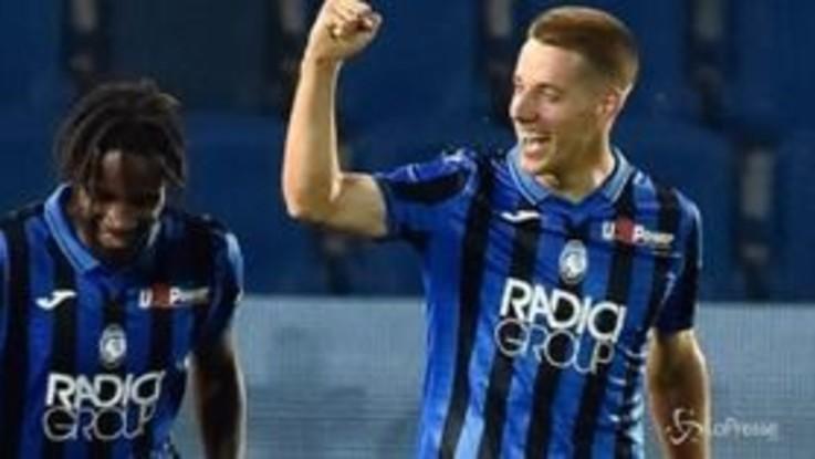 Serie A, l'Atalanta travolge il Brescia 6-2