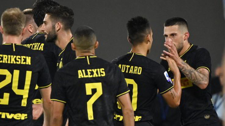 Serie A, Inter cala il poker contro Spal: secondo posto e Juve a -6
