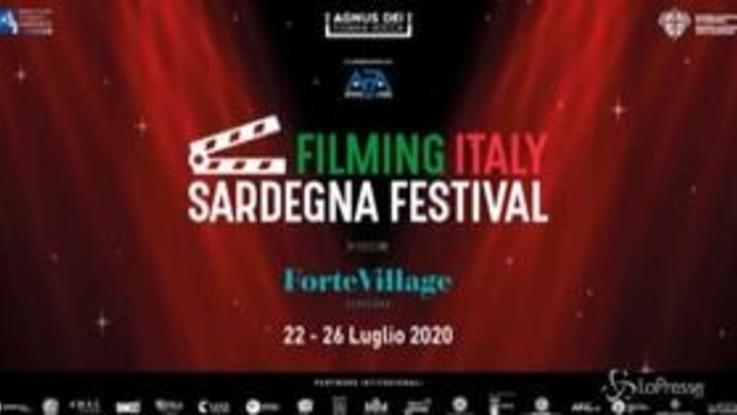 Il cinema arriva al Forte Village: ecco la sigla del Filming Italy Sardegna Festival