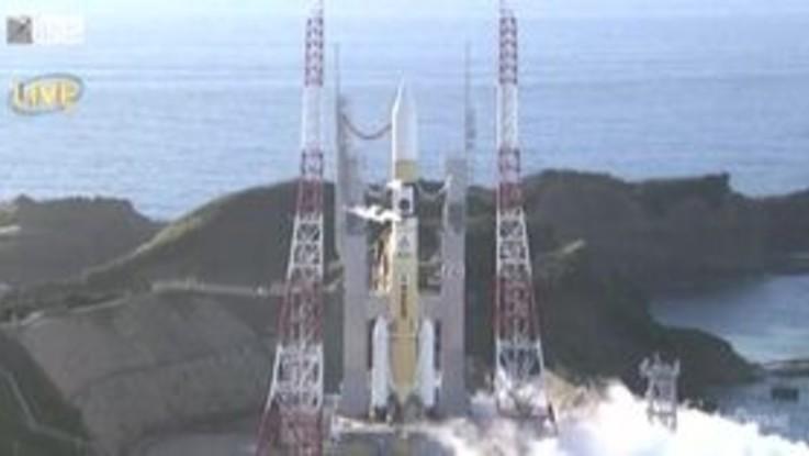 Emirati Arabi Uniti: dal Giappone la prima sonda lanciata verso Marte