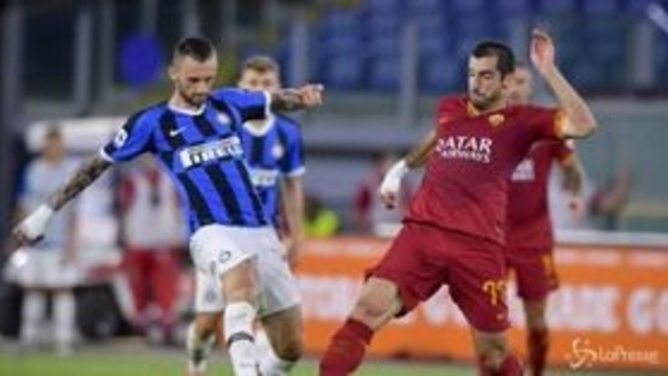 Serie A: 2-2 tra Roma e Inter