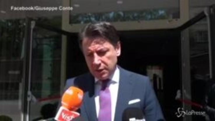 "Consiglio Ue, Conte: ""Cautamente ottimista, basta tergiversare"""