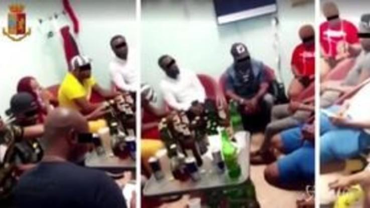 Teramo, mafia nigeriana: arrestati 19 affiliati