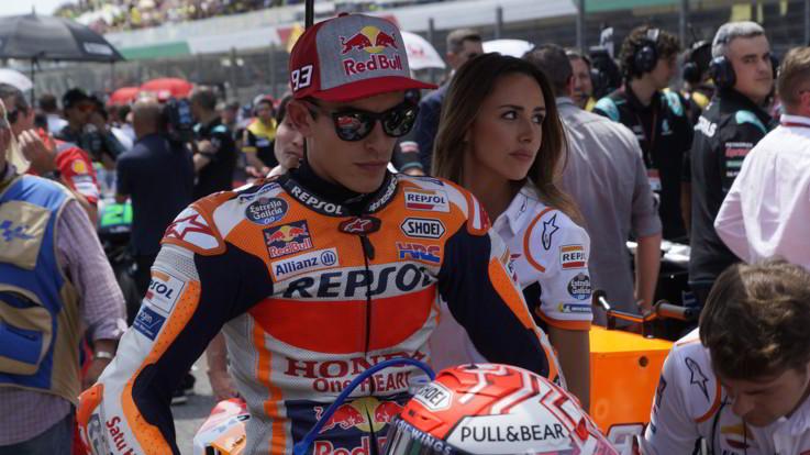 MotoGP: Marc Marquez operato all'omero