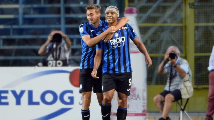 Serie A, l'Atalanta batte il Bologna 1-0 ed è seconda