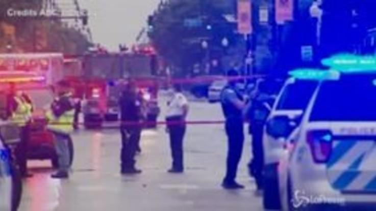 Chicago, sparatoria in un'agenzia di pompe funebri: 14 feriti