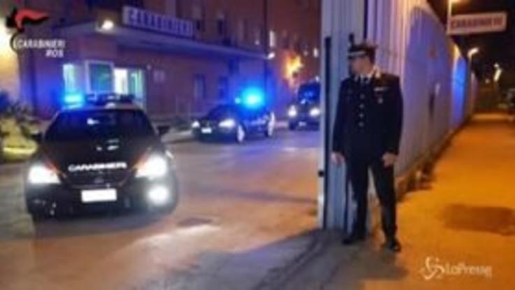 Blitz antidroga dei Ros: 20 arresti in cinque regioni