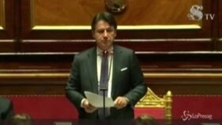 "Recovery Fund, Conte: ""Risultato che appartiene all'Italia intera"""